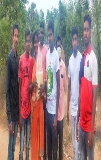 உணவின்றி வாடும் மக்களுக்கு உணவு - கொரானா ஊரடங்கு மக்கள் பணி 112 ஆவது வட்டம்