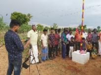 தொழில்நுட்ப பாசறை பொறுப்பாளர்களை பரிந்துரை செய்வதற்கான கலந்தாய்வு - கரூர்
