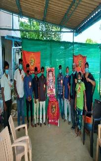 இனமான இயக்குநர் அப்பா மணிவண்ணன் அவர்களின் 07ஆம் ஆண்டு நினைவேந்தல் நிகழ்வு் - குன்றத்தூர்