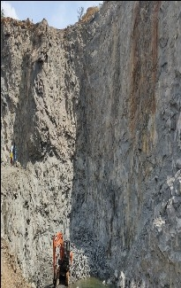 மகா கனிமவள திருட்டு 300அடி கல் குவாரி மீட்க நடவடிக்கை - ஒட்டன்சத்திரம்