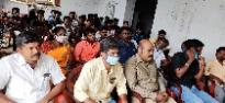 தொகுதி கலந்தாய்வு கூட்டம் - கிருசுணராயபுரம்