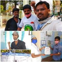 கபசுர குடிநீர் வழங்குதல்(21-06-2020)) - மேட்டூர்