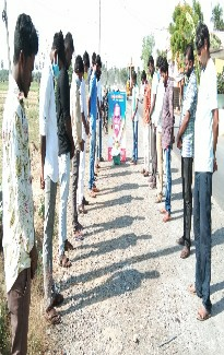 குருதிக்கொடை அளித்தல் - சுந்தராபுரம்