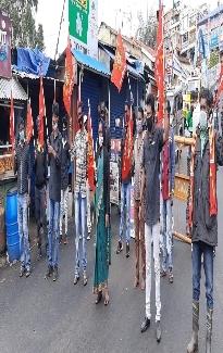 சாத்தான்குளம்இரட்டை கொலையை கண்டித்து ஆர்ப்பாட்டம் - கொடைக்கானல்