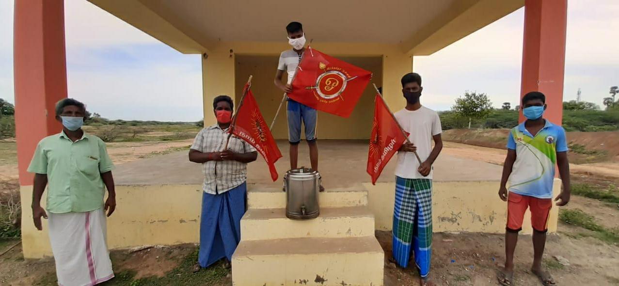 தலைமை அறிவிப்பு: நாம் தமிழர் - பிரித்தானியா பொறுப்பாளர்கள் நியமனம்
