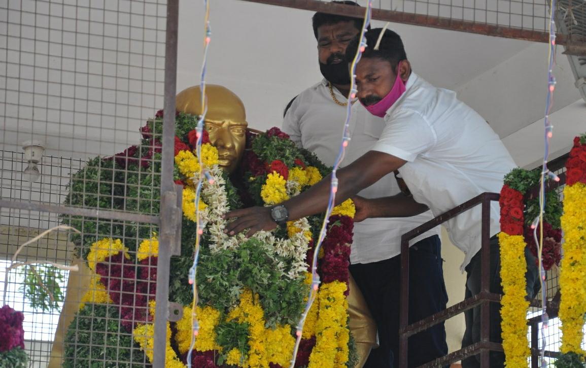 பெருந்தலைவர் ஐயா. காமராஜர் பிறந்தநாள் - தூத்துக்குடி