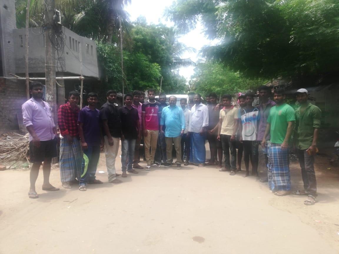 உறுப்பினர் சேர்க்கை மற்றும் கலந்தாய்வு கூட்டம் - கடலூர்