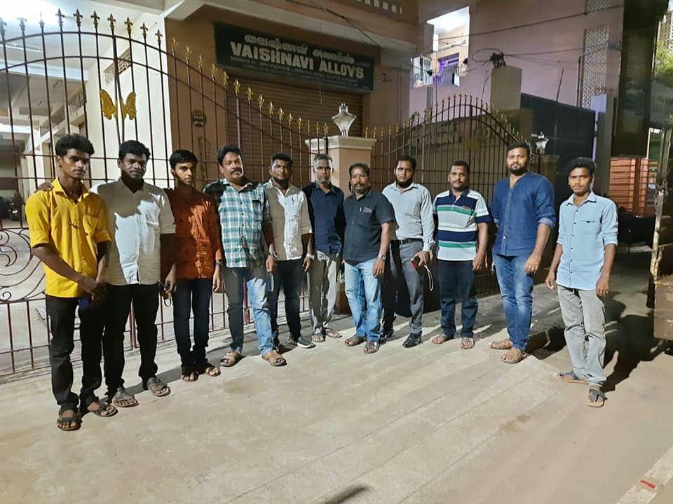 சுற்றறிக்கை: மாநிலக் கட்டமைப்புக் குழு தலைமையில் கோயம்புத்தூர் மாவட்ட இணையவழி கலந்தாய்வு