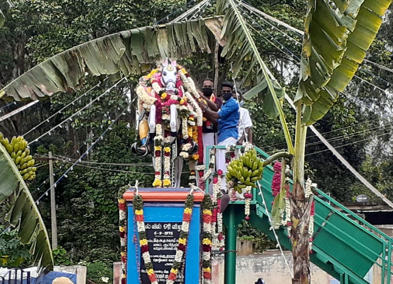 கபசுர குடிநீர் வழங்கல் - ஆயிரம் விளக்கு தொகுதி