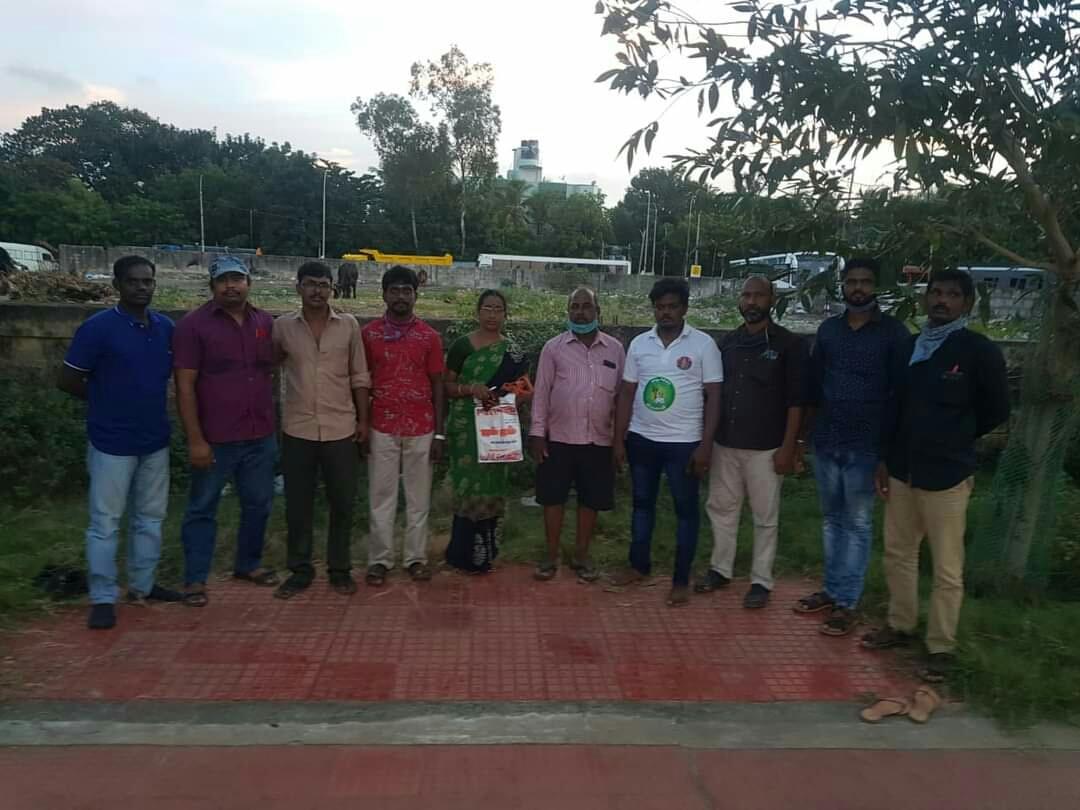 அம்பத்தூர் தொகுதி-88ஆவது வட்ட பொறுப்பாளர்கள் கலந்தாய்வு