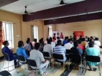 தொகுதி பொறுப்பாளர்கள் கலந்தாய்வு - எழும்பூர்