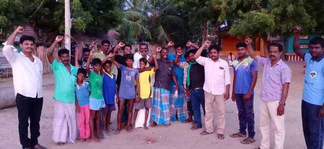இராமநாதபுரம் - உறுப்பினர் சேர்க்கைப் பணி