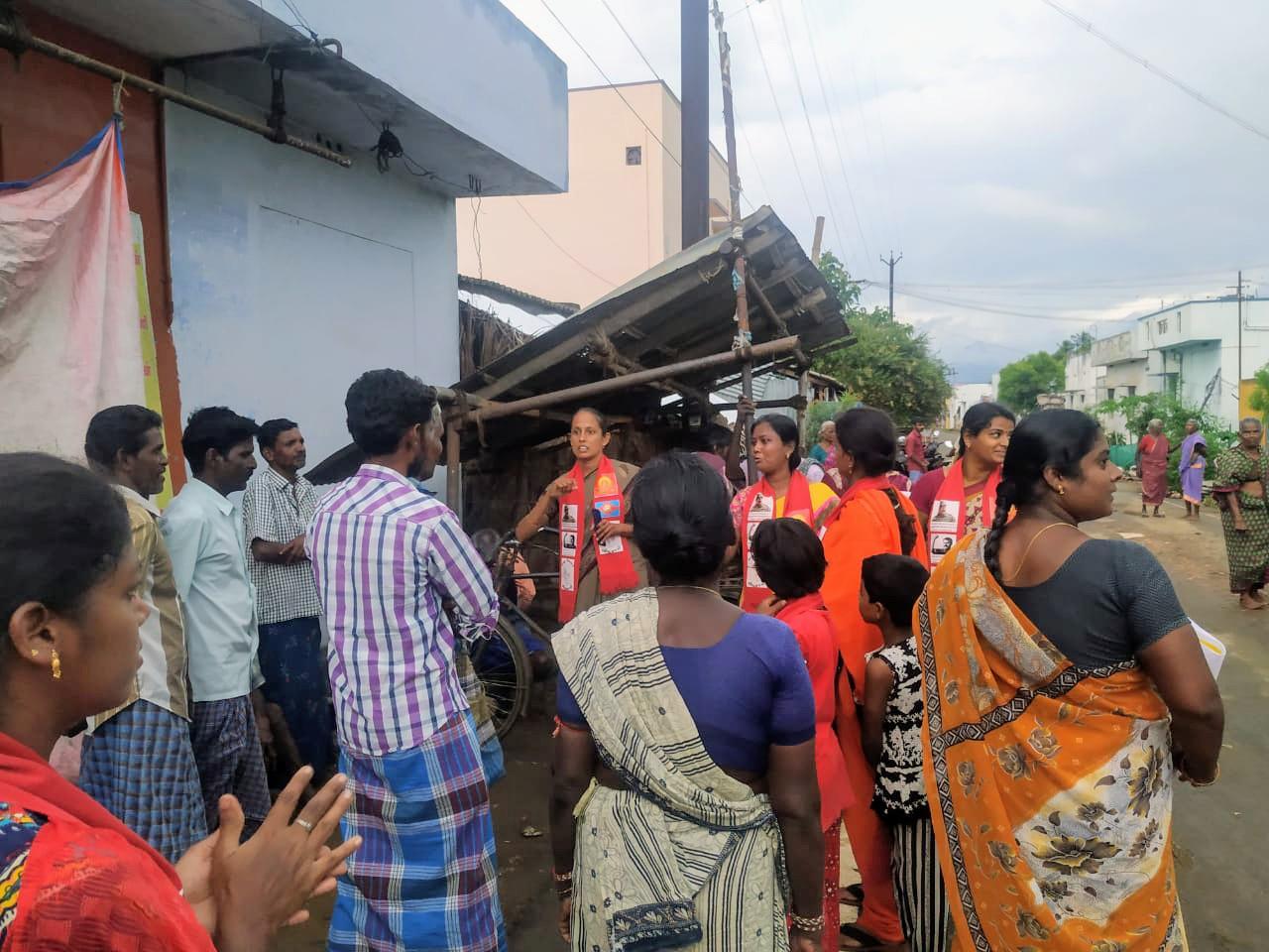 கோபி தொகுதி - 2021 தேர்தல் பரப்புரை களப்பணி