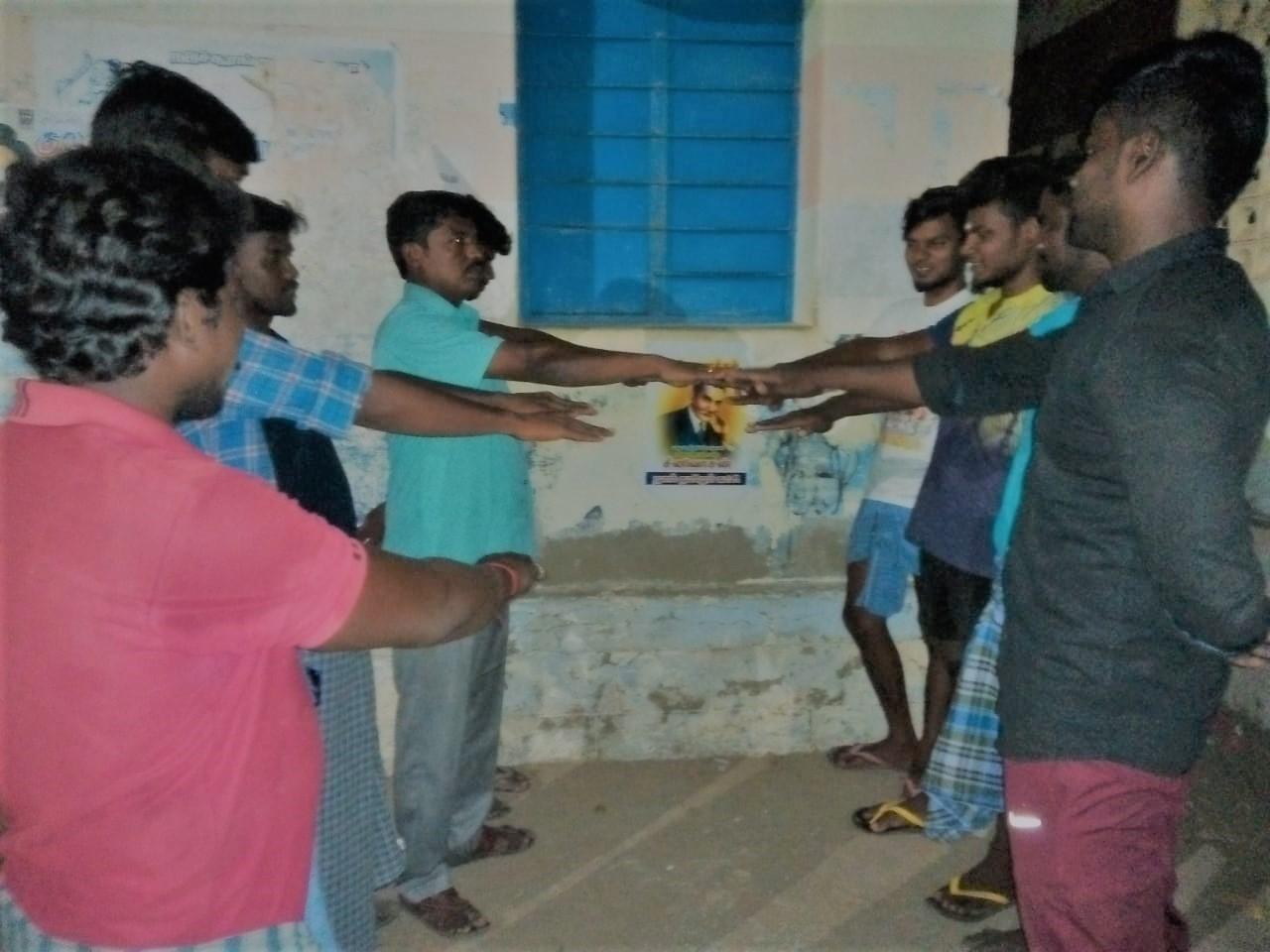 ஐயா இரட்டை மலை சீனிவாசன் அவர்களுக்கு புகழ் வணக்கம் - சாத்தூர்
