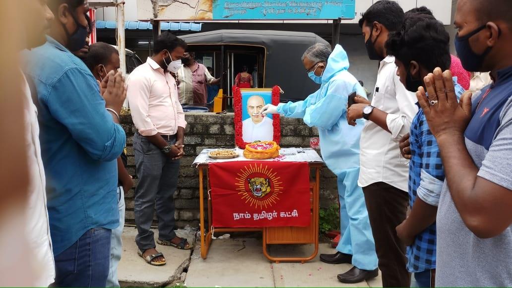 பெருந்திரள் ஐயா காமராஜர் பிறந்தநாள் விழா - நிலக்கோட்டை